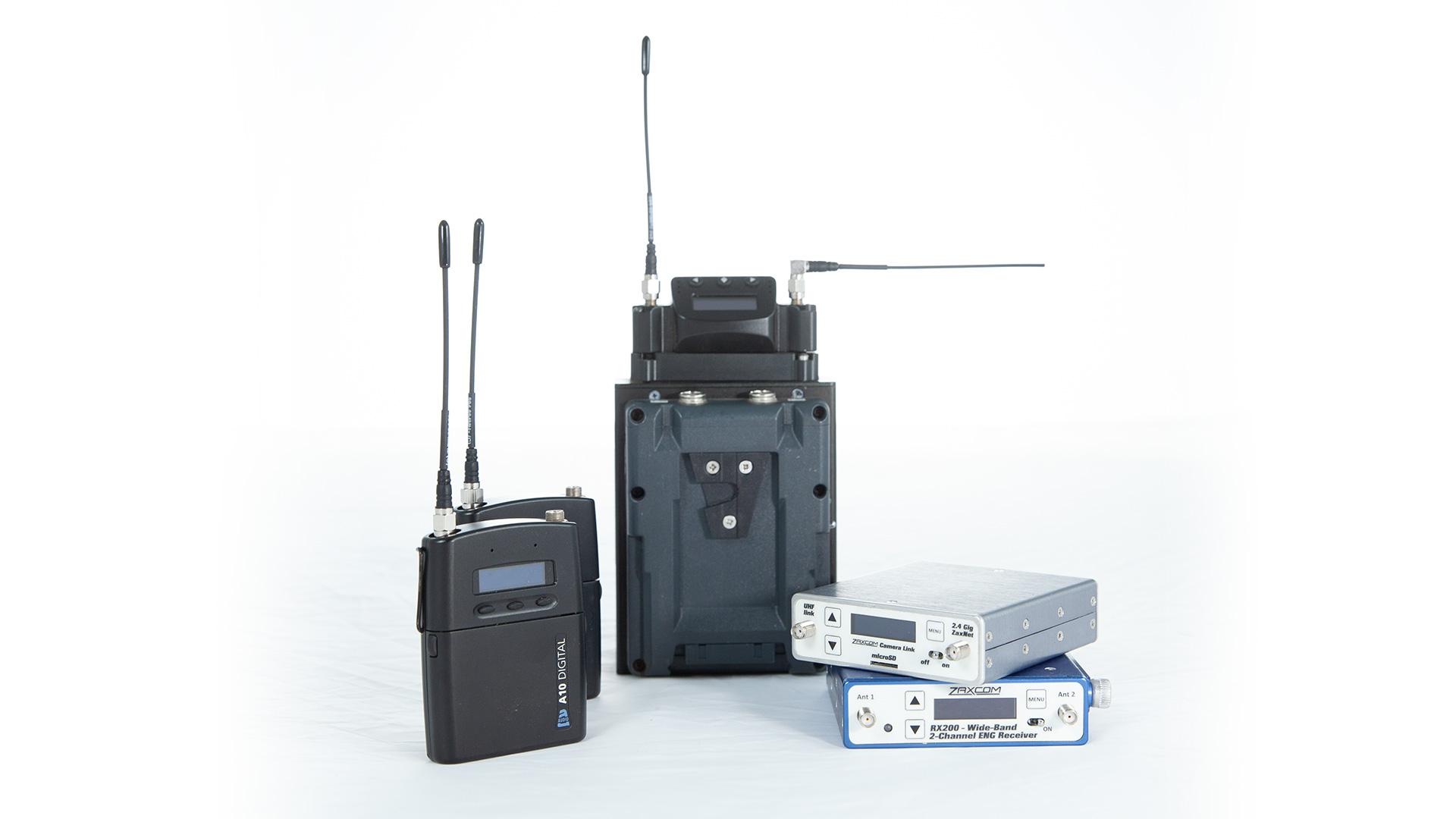 Wireless to Camera