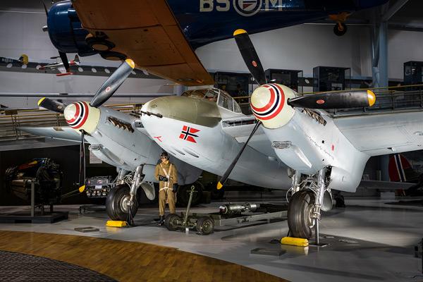 De Havilland DH 98 Mosquito -