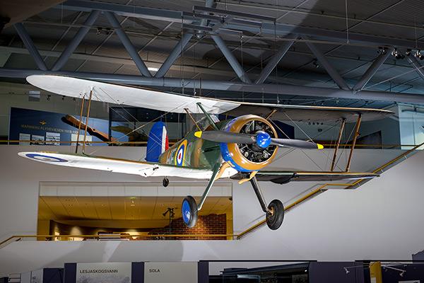 Gloster Gladiator II -