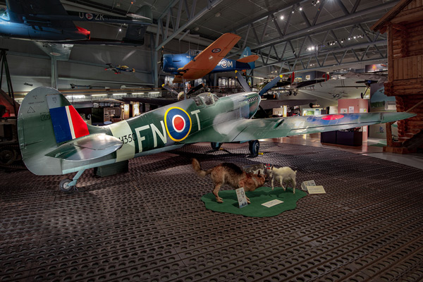 Supermarine Spitfire LF.Mk.IXe -