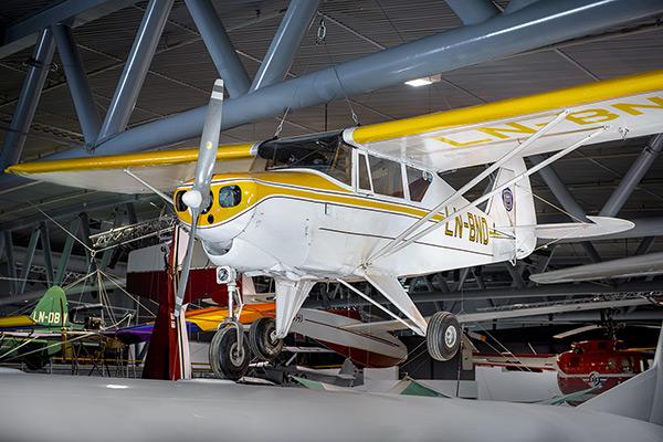 Piper PA-22 Colt -