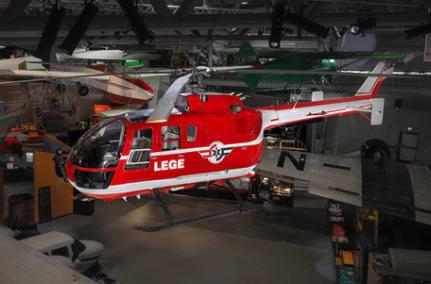 Messerschmitt Bölkow-Blohm BO 105 CBS -