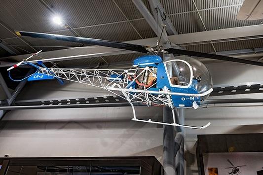 Bell 47 D-1 -