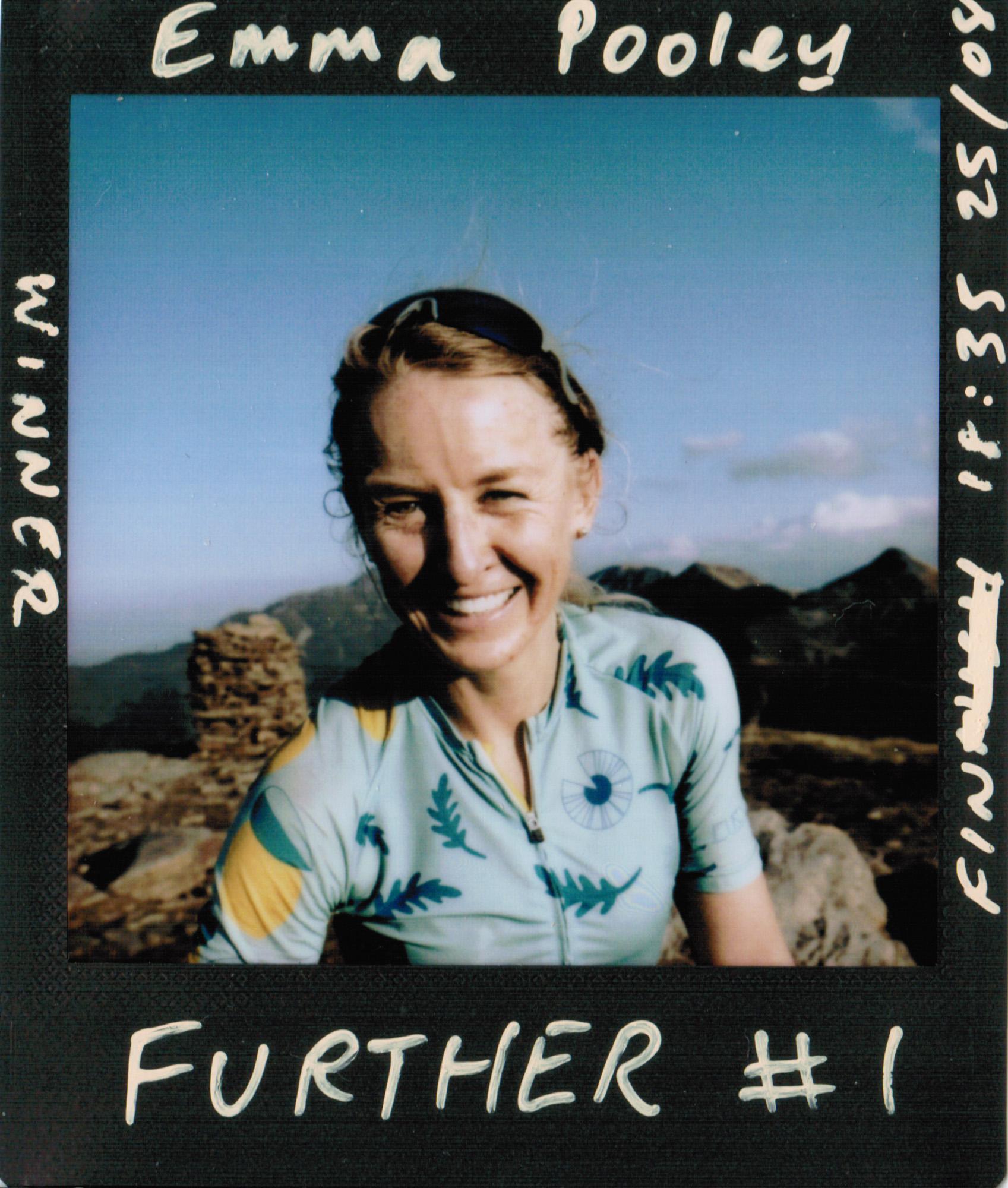 Emma Pooley / Winner