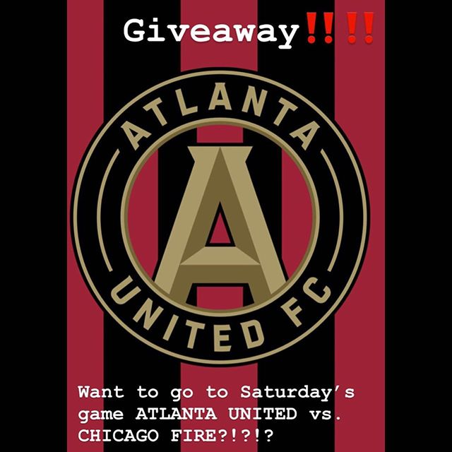 We love our customers so much that we are Giving away two Atlanta United tickets for June 1st!! Make sure to follow all the instructions that are on the post! Winner will be announced at 6pm on Friday May 31st 2019. Good Luck!! #giveaway #customerappreciation #kiosco #mariettasquare #marietta #atlanta #united #atlunited #atlantaunited #kioscogiveaway