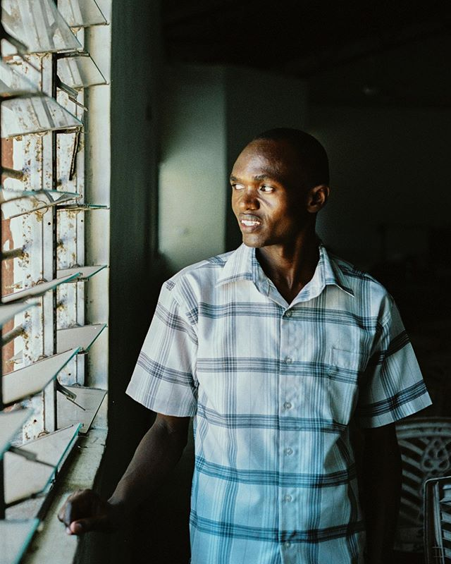 Another portrait from Kenya, the pastor at the youth prison.🎞 #tbt