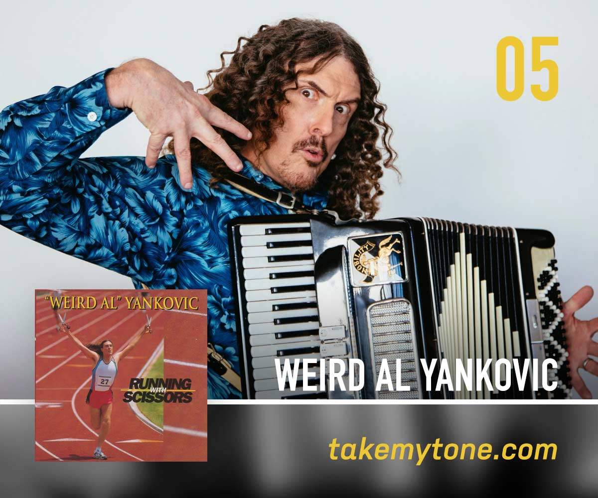 It's All About The PentiumsWeird Al Yankovic - David Savill (Barely Audible) takes tech on a nostalgic nosedive in this Weird Al masterstroke.Listen on Apple MusicListen on SpotifyCreditsWritten by Weird Al YankovicFrom the album 'Running With Scissors'© 1999 • Volcano
