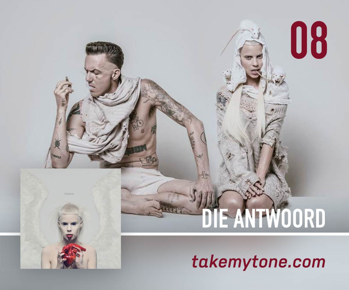 I Fink U FreekyDie Antwoord - Dylan Blight (Explosion Network) gets his freek on with a dirty Die Antwoord outcast anthem.Listen on Apple MusicListen on SpotifyCreditsWritten by Die AntwoordFrom the album 'Tension'© 2012 • Zef Records