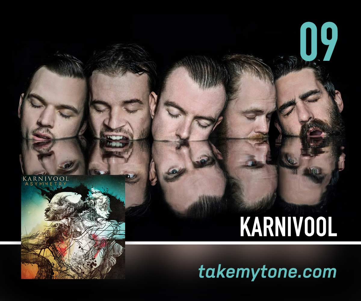We AreKarnivool - Simon Blackburn (Take My Tone) brings a new perspective with a moving Karnivool prog piece.Listen on Apple MusicListen on SpotifyCreditsWritten by KarnivoolFrom the album 'Asymmetry'© 2013 • Cymatic / Density