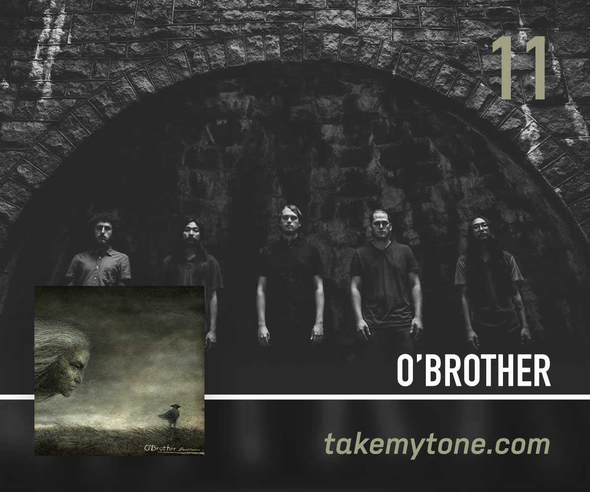 TransienceO'Brother - Simon Blackburn (Take My Tone) selects O'Brother to bring their ethereal urgency forward.Listen on Apple MusicListen on SpotifyCreditsWritten by O'BrotherFrom the album 'Disillusion'© 2013 • Triple Crown Records