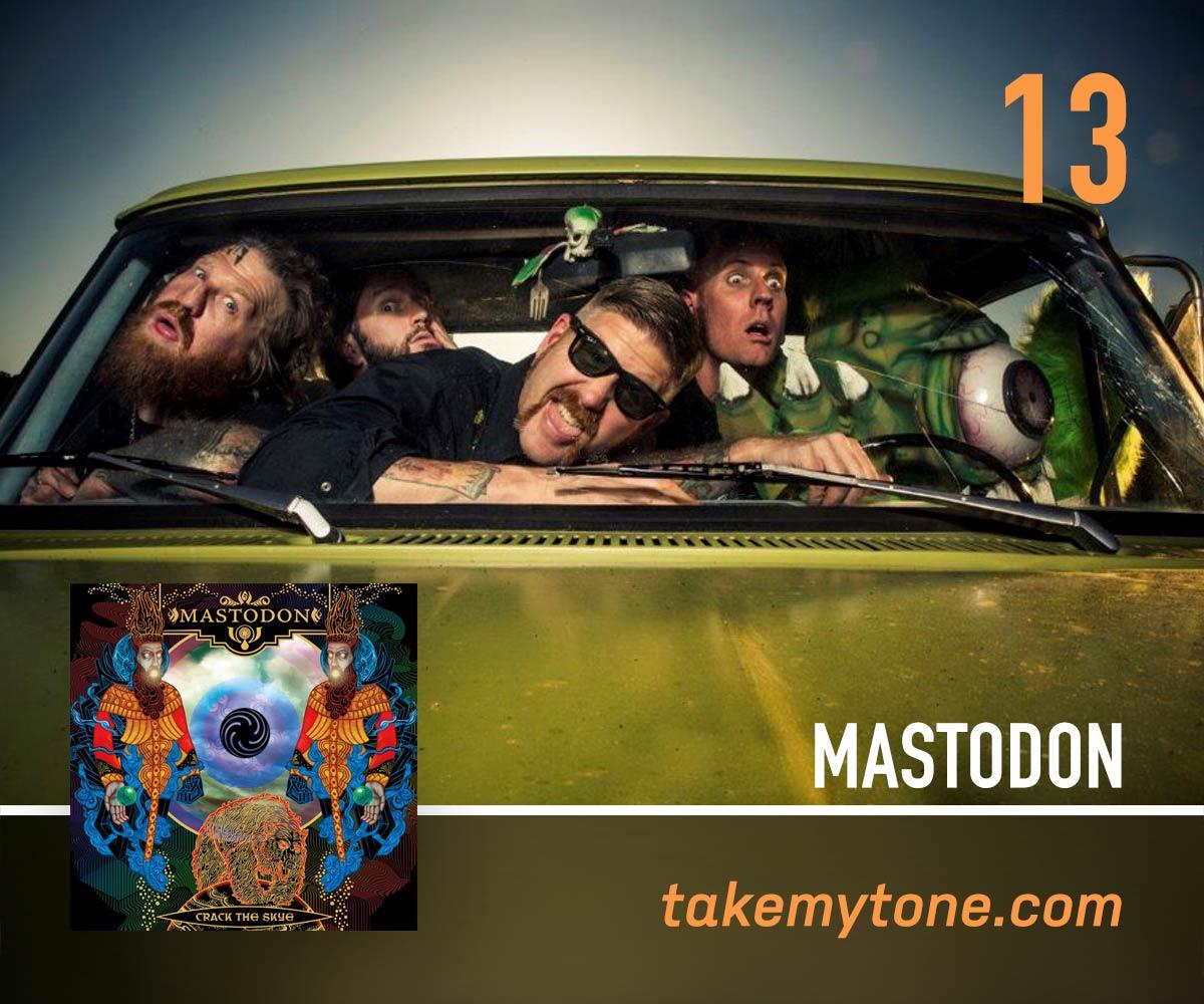 Ghost Of KareliaMastodon - Simon Blackburn (Take My Tone) motions Mastodon's out-of-body cosmic energy.Listen on Apple MusicListen on SpotifyCreditsWritten by MastodonFrom the album 'Crack The Skye'© 2009 • Reprise Records