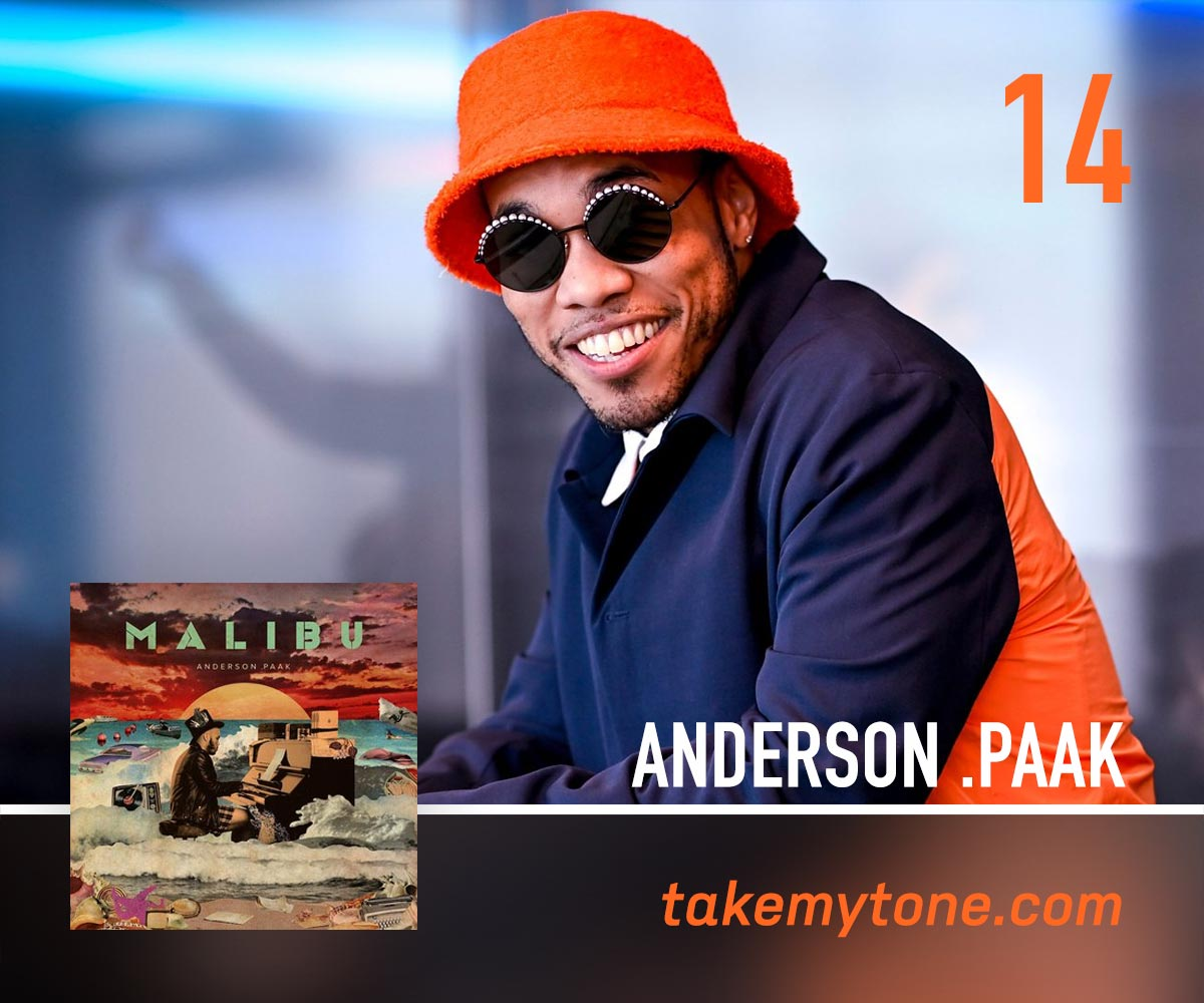 Put Me ThruAnderson .Paak - Teila Packman (Tapes) puts thru Anderson .Paak's piano pizazz and soulful sizzle.Listen on Apple MusicListen on SpotifyCreditsWritten by Anderson .PaakFrom the album 'Malibu'© 2016 • Steel Wool Records