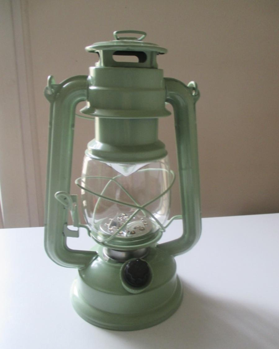 Luckyfind . Lanterne à poser . 8€