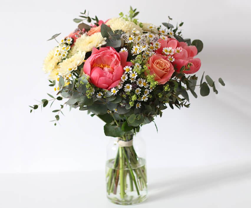 Abonnement mensuel . Grand bouquet . 42,90€
