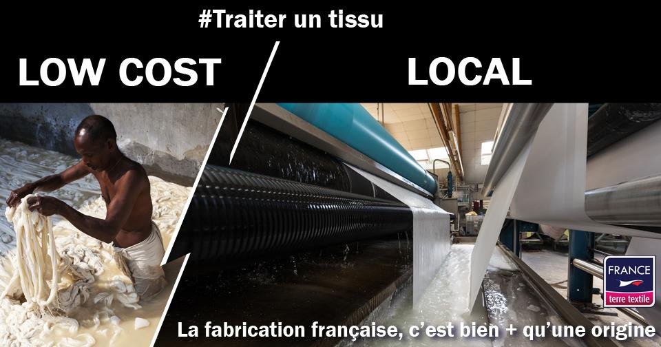 © Federation france terre textile