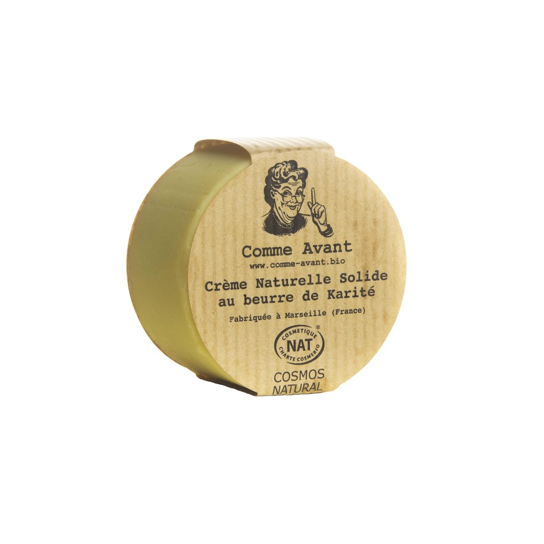 Crème solide 50g . 9,90€