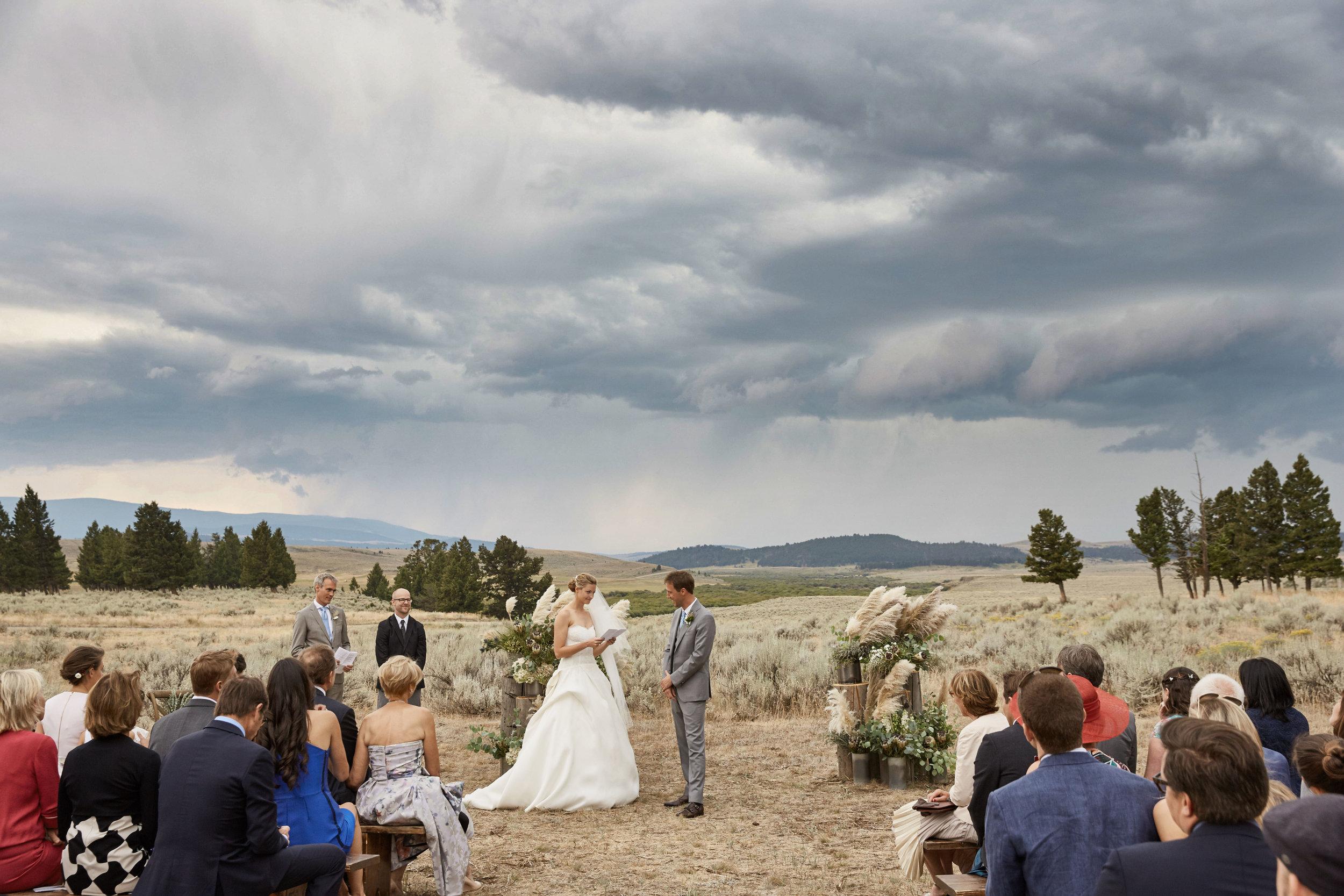 wedding photographer montana