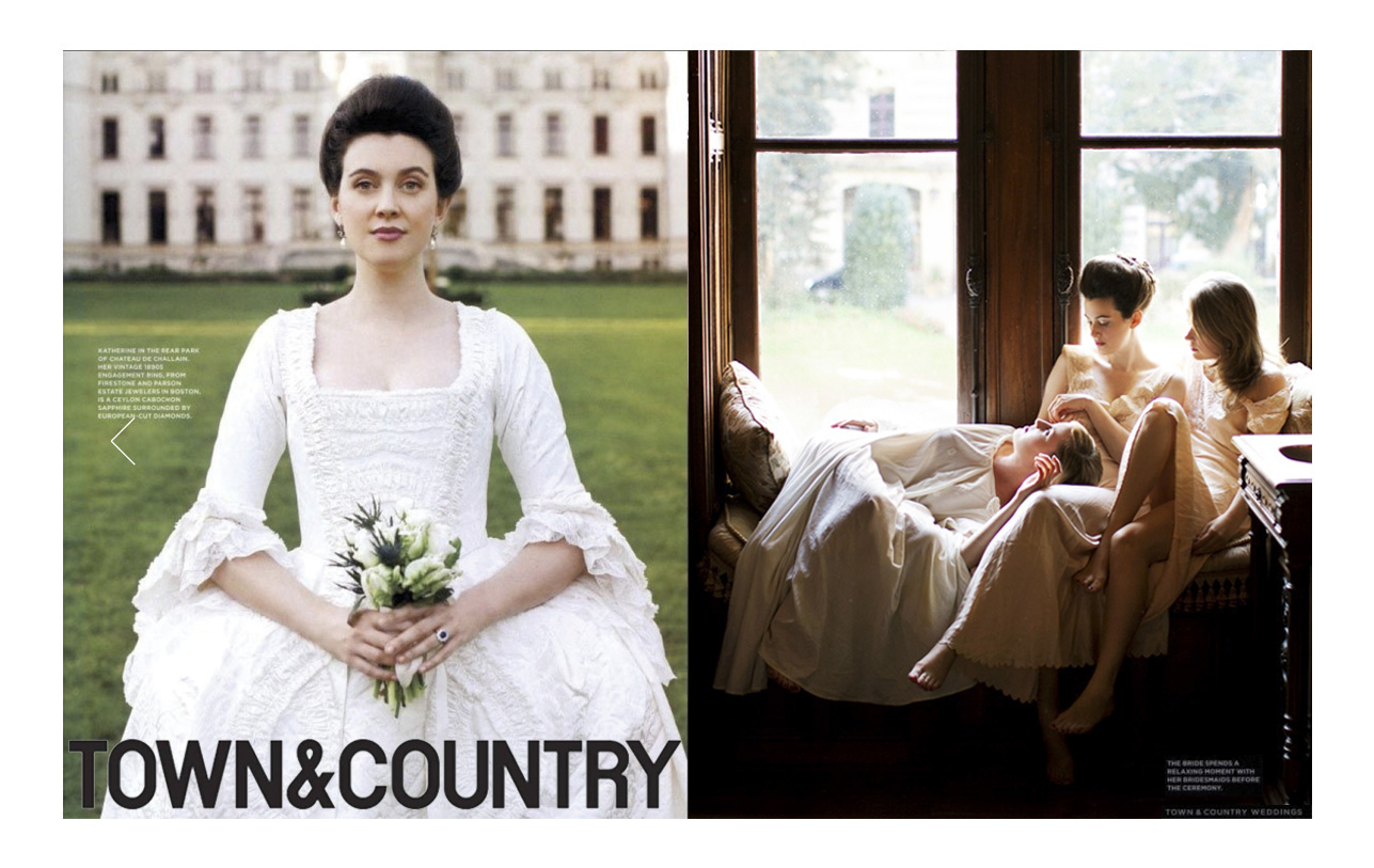 photographer town&country magazine