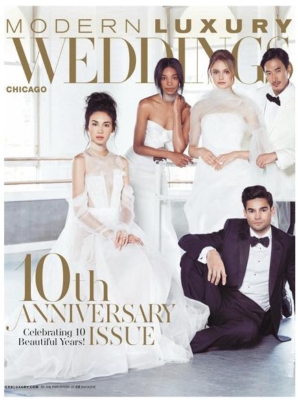 modern luxury weddings photographer