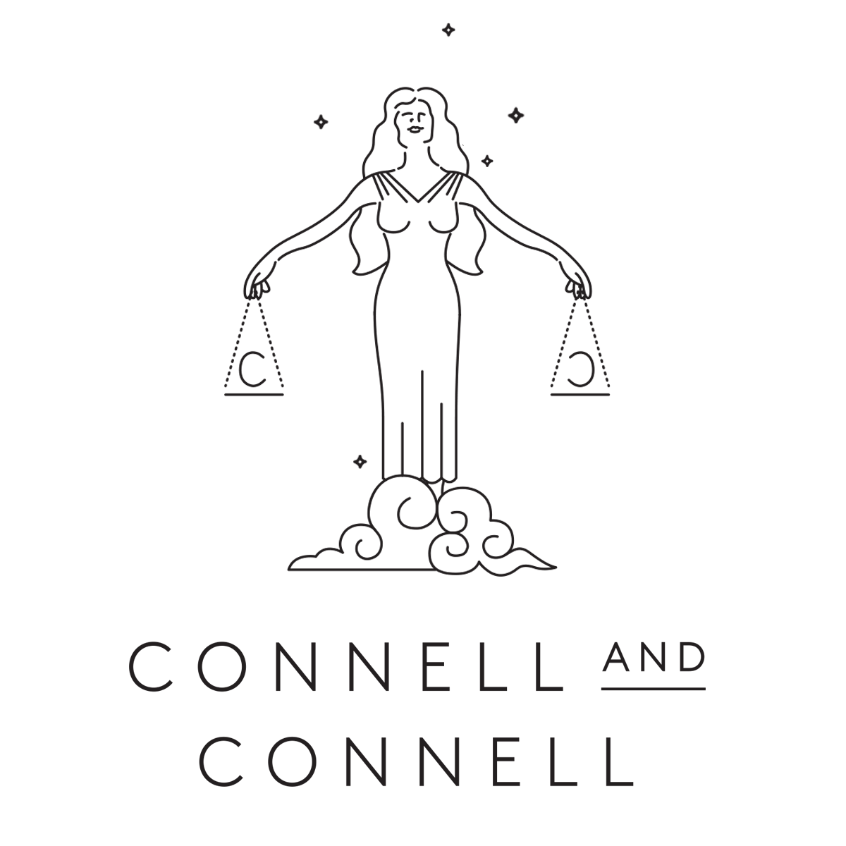 Connell and Connell LLC Logo