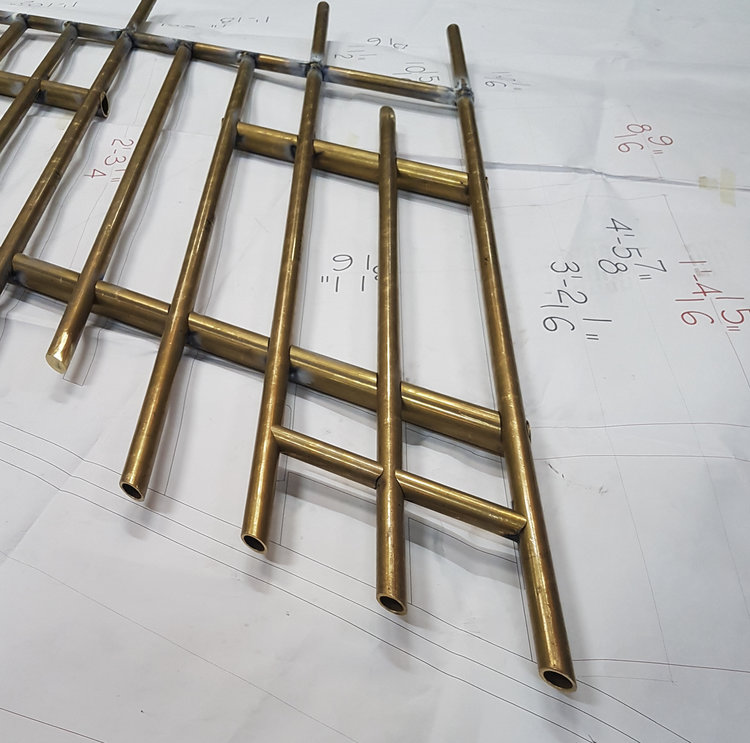 DESIGN - Everything starts with our designers. Here is where artistic vision appears. This ability combined with their technical skills produce the best models. They do this job paying special attention to the measurements and the details, to make sure that the completed product will be perfect.