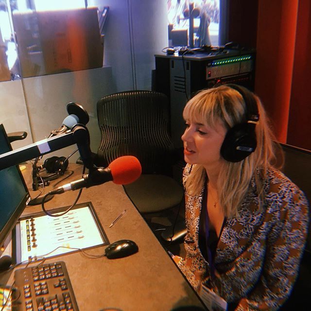 Our @Alice_smith was on the radio. Full @bbcworldservice interview about Elspeth Beard and the launch of Super Women can be heard at 16:30 on the BBC Newsday show: https://www.bbc.co.uk/sounds/play/w172wpk7l9p95jb #superwomen #superwomenbts #bbcworldservice
