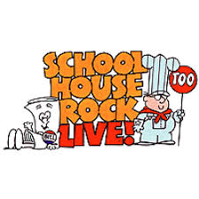 School House Rock Live Too! - Grades K thru 6If you are looking for an energetic, colorful, fast-paced musical with zany, loveable characters that just happens to be educational, then look no further! The creators of Schoolhouse Rock Live! have returned with more of your favorite instructional tunes in Schoolhouse Rock Live Too!. Like its predecessor, the smart and funny show draws its inspiration from the Emmy Award-winning Saturday-morning cartoon series, popular in the 1970s. Far from outmoded, however Schoolhouse Rock Live Too! is full of modern lyrics, catchy melodies, upbeat dance sections and witty banter. Audiences of all ages will fall in love with Nina, the owner of a fading diner, and her wacky friends. Together, this charismatic crew (made up of a friendly waitress, a