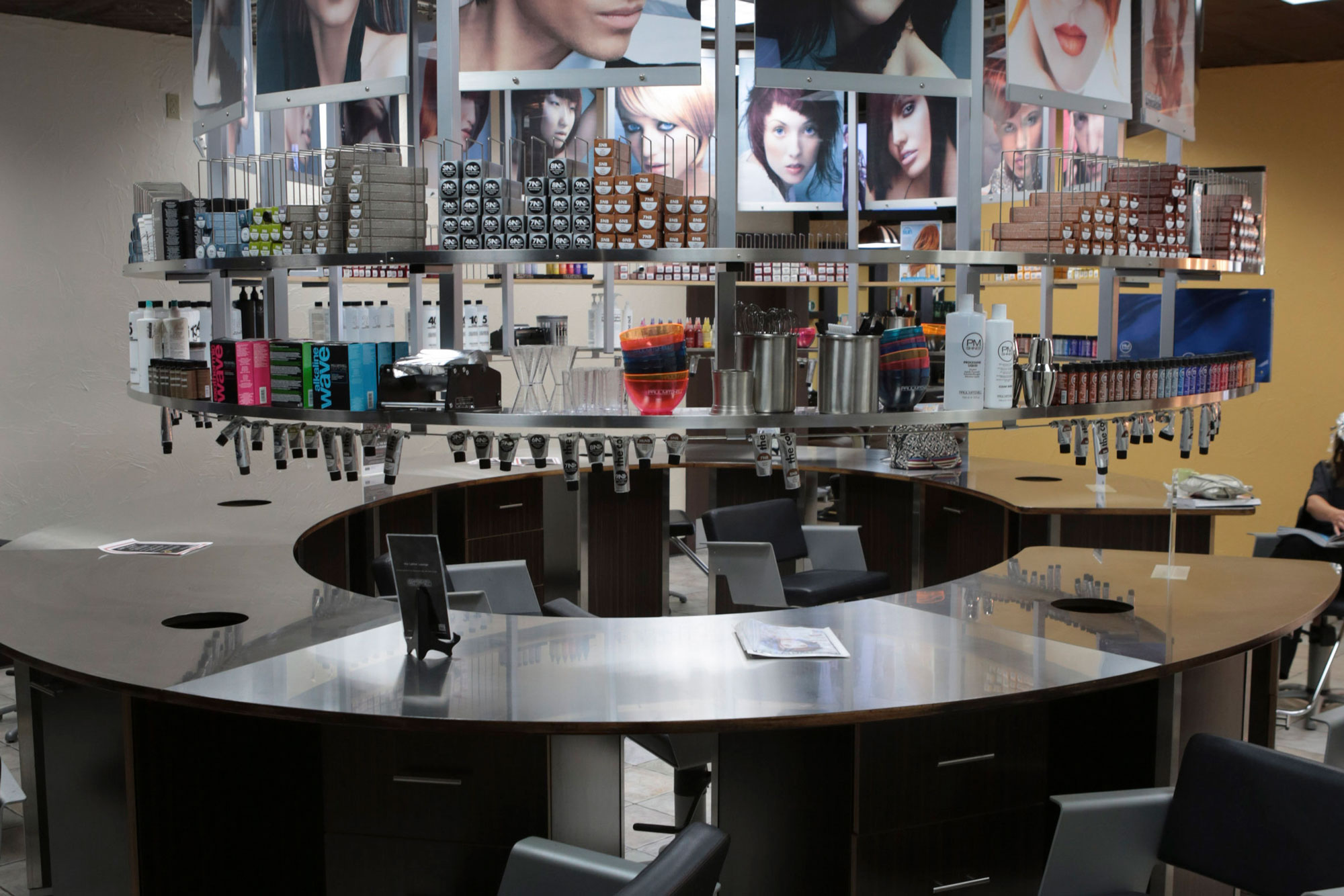 The Color Bar — Captiva Salon Paul Mitchell