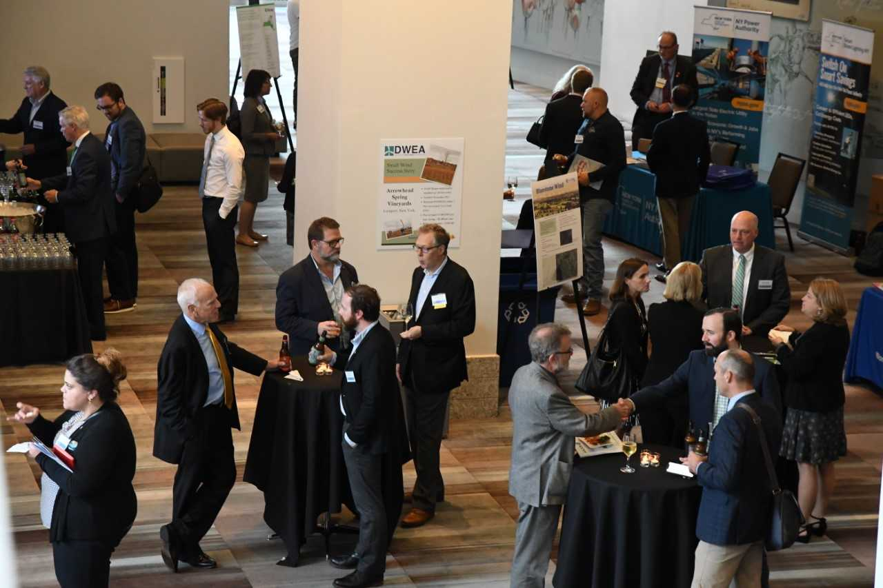 Welcome Reception Opening Night of the ACE NY 12th Annual Fall Conference at the Albany Capital Center