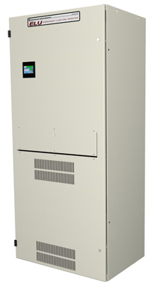 UltraLITE Model ELU (1.5kW to 14kW) - Meeting the NFPA 101 and NFPA 111 standards, the