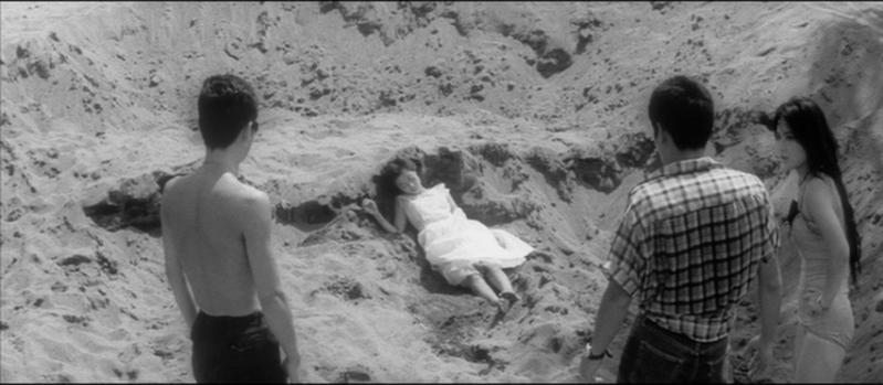 The Warped Ones (1960)