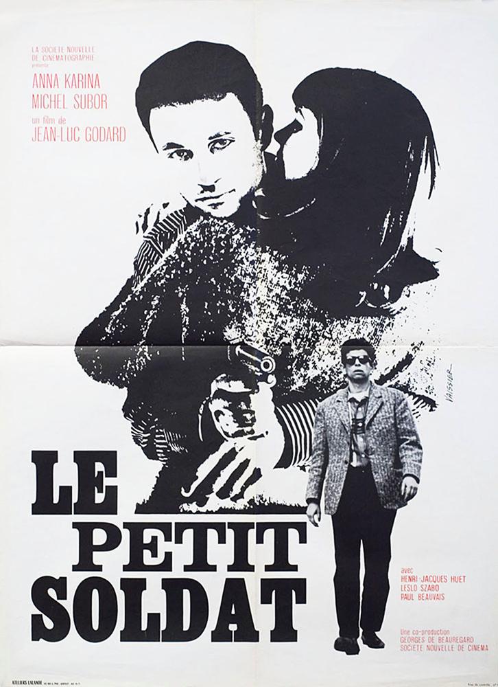 Le Petit Soldat (1963)