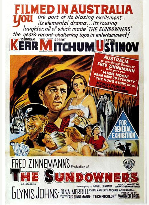 The Sundowners (1960)