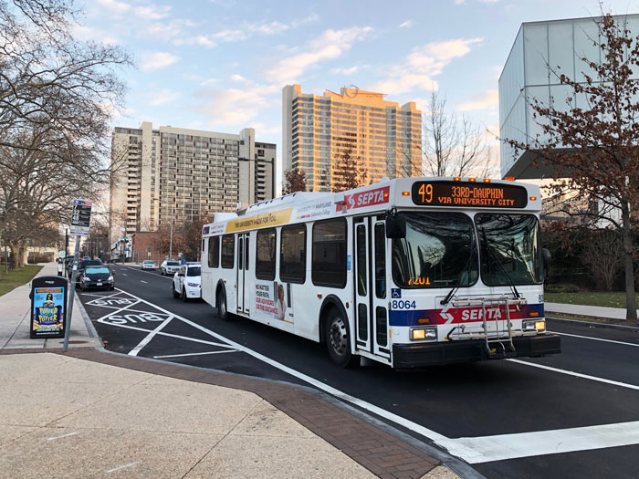 - In 2018 we formed a Transportation Management Association (TMA) to take on transit issues impacting our neighborhood, from highway on-ramps to congestion to new bike lanes. In February 2019 the new 49 bus route, developed with input from UCD, will debut to connect underserved neighborhoods to University City jobs.