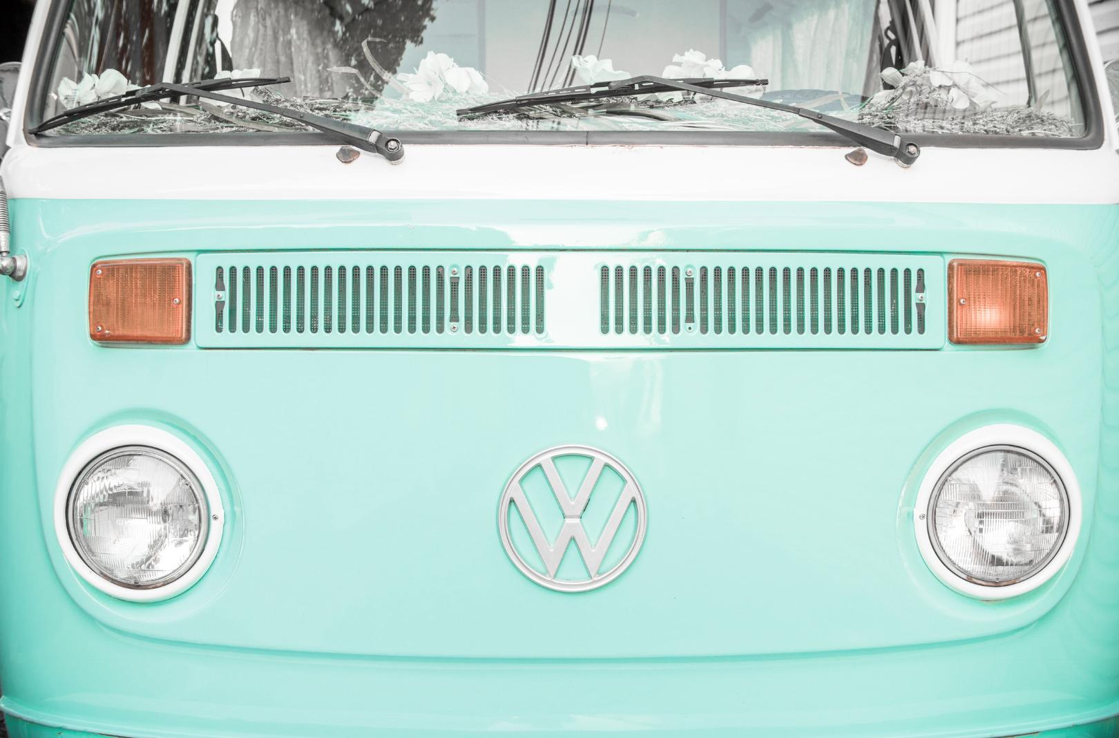 VW bus Rental -