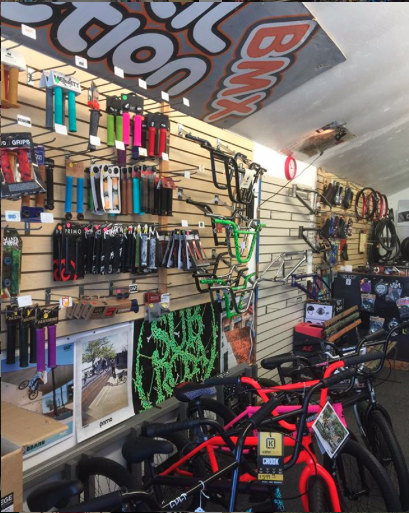 Pedal ActionBike Shop - We also do repairs!