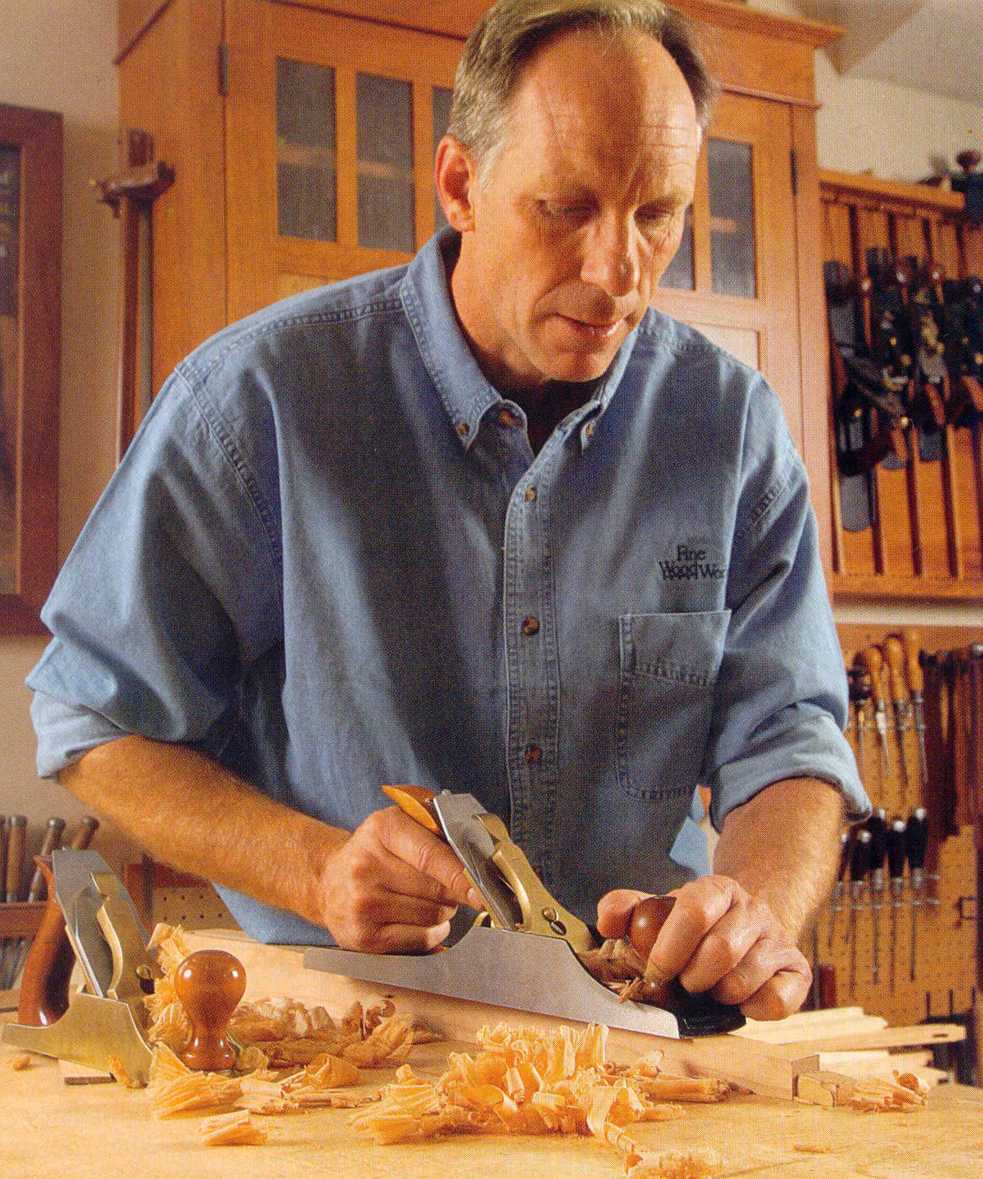 Photo courtesy of Fine Woodworking Magazine
