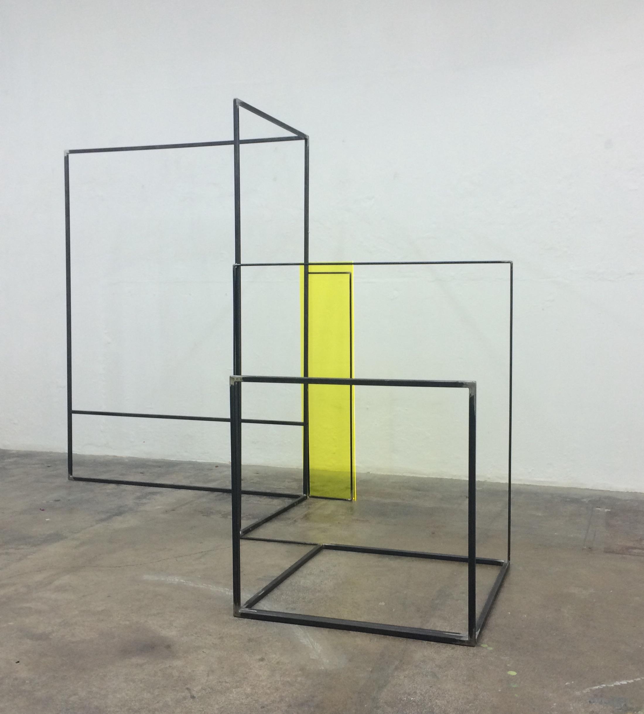 Rosalind Davis Haus Konstructiv. ASC Project Space. Steel and thread. Photo 03-02-2017, 17 41 50.jpg
