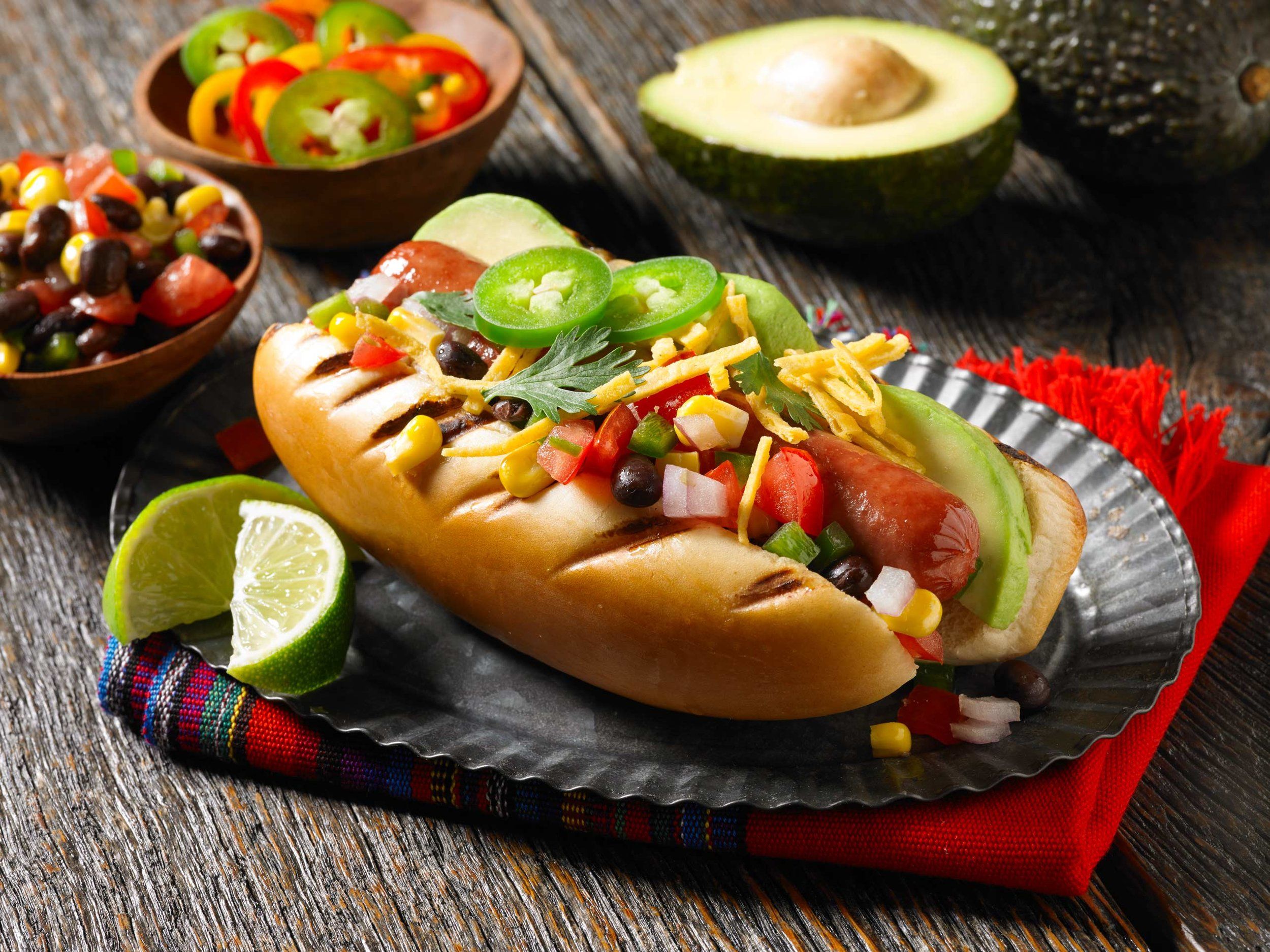 Tex-Mex Dogs - Make This!