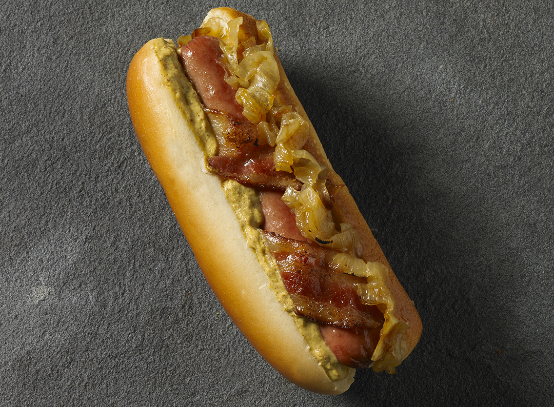 Featuring - Nathan's Famous® hot dog buns