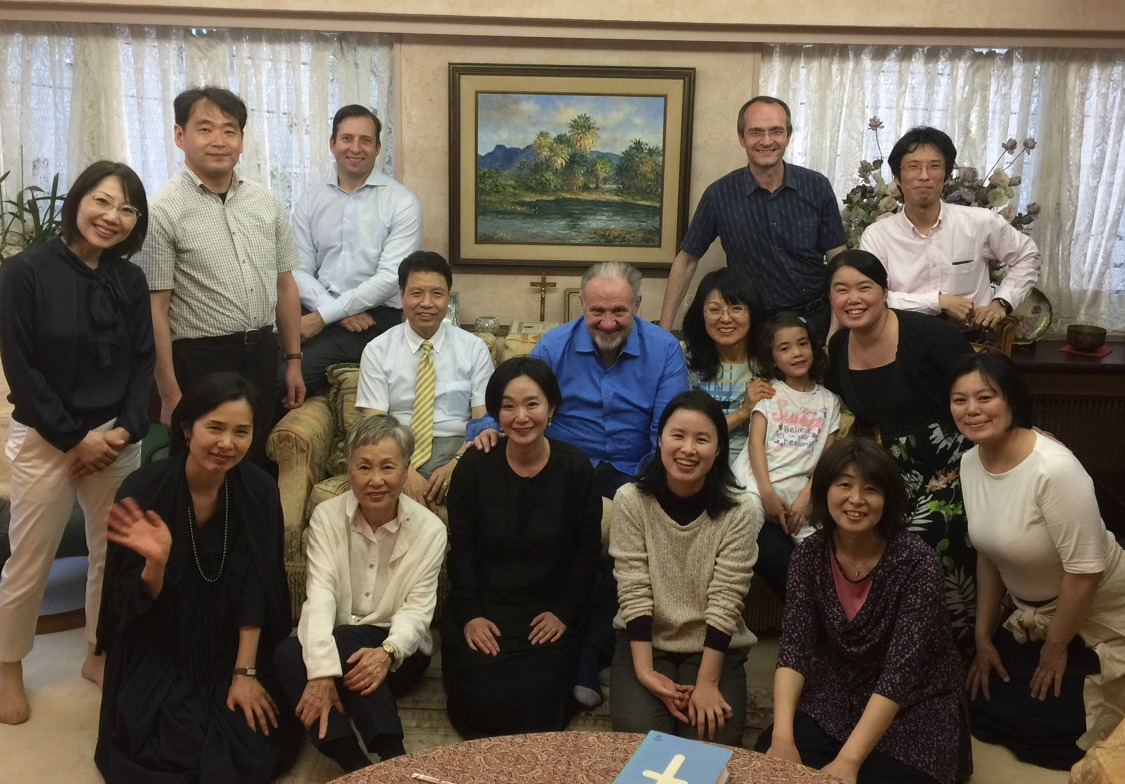 Japan: marketplace and ministry leaders influenced by John P. Kelly