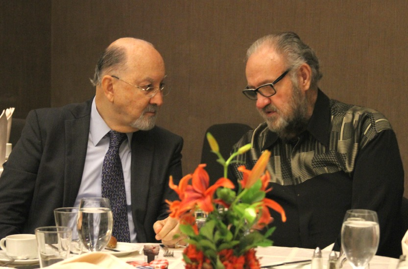 Peru with Pedro Hornung, Convenor of the Peruvian Coalition