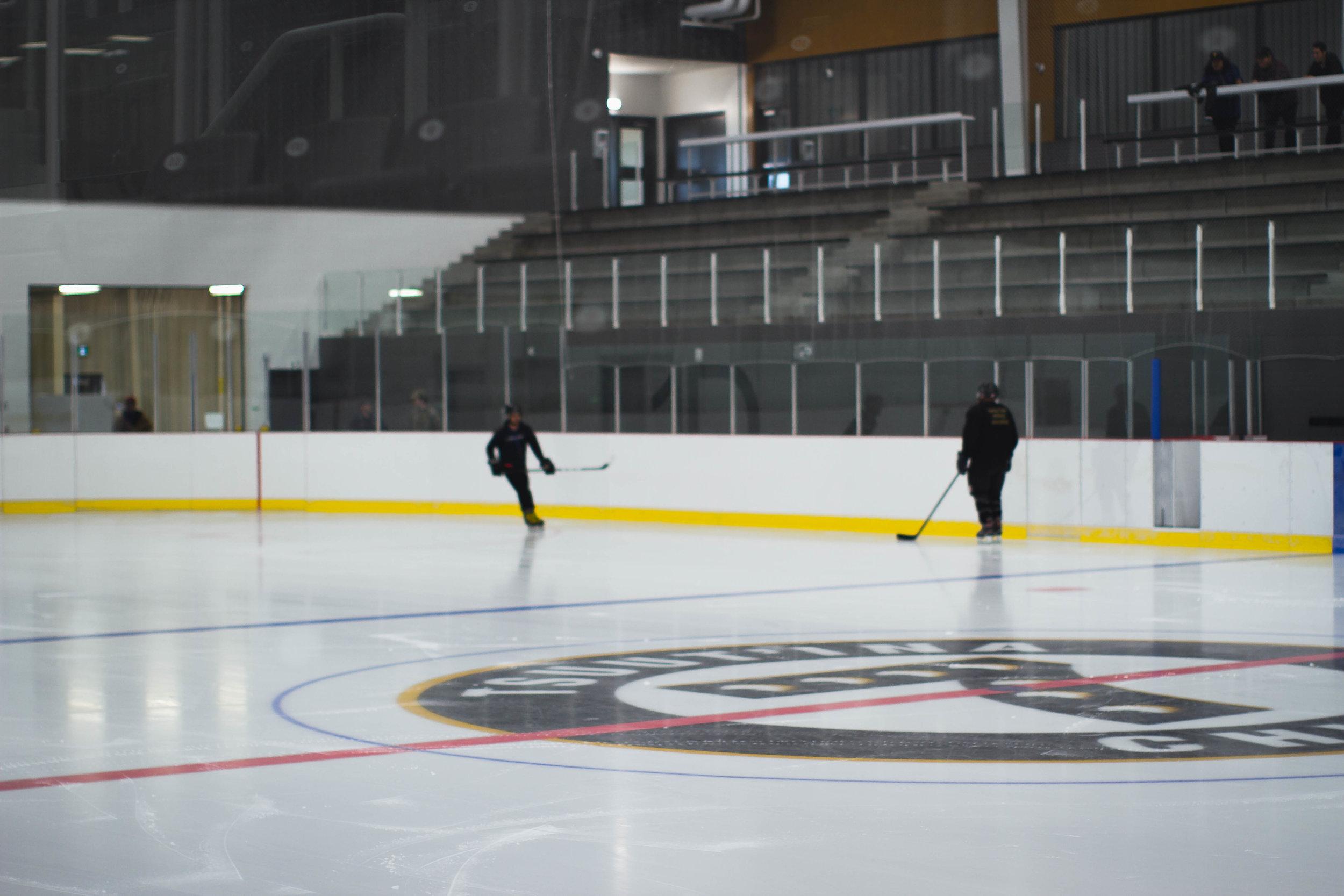 7 Chiefs Ice Arenas -