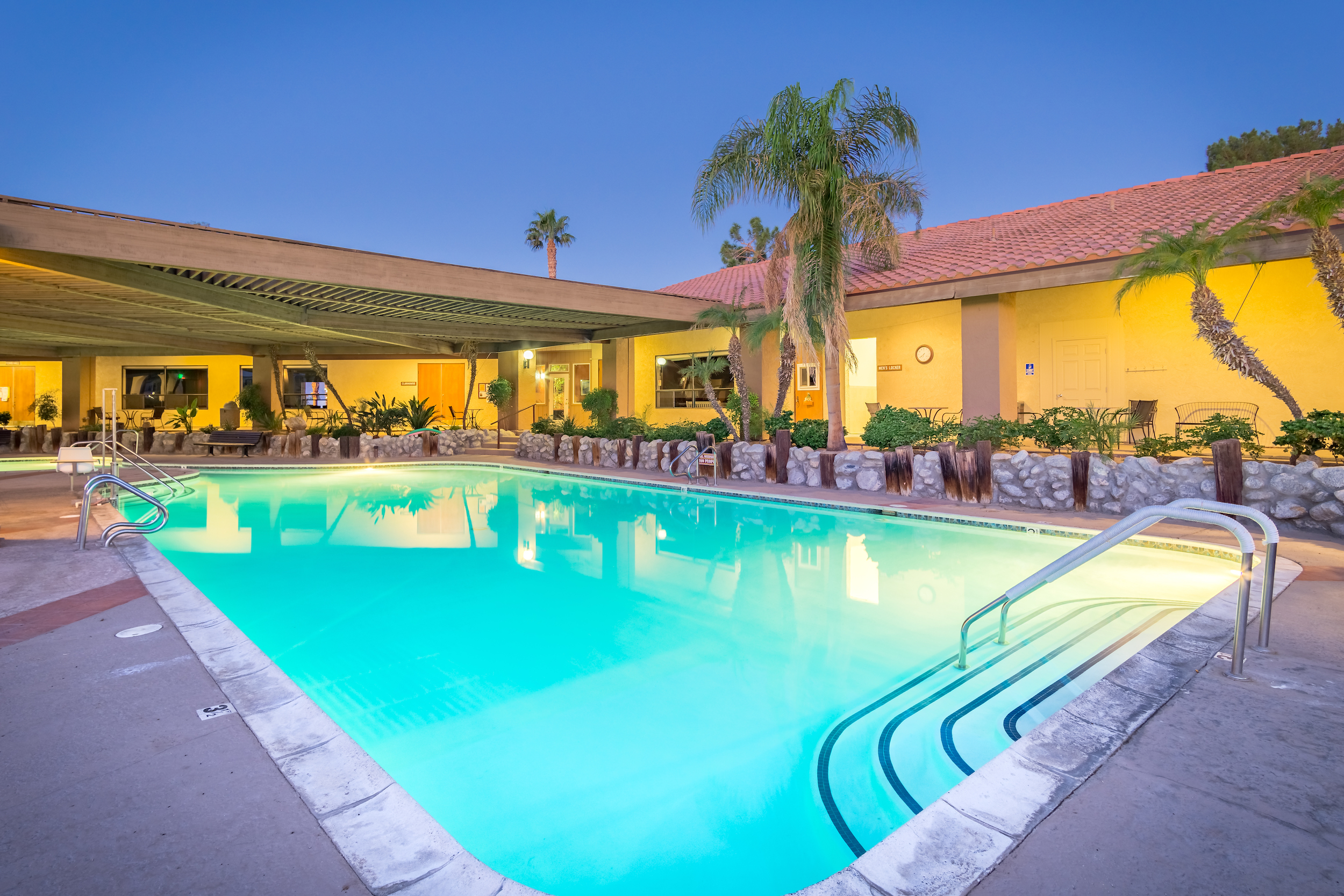A Greater Palm Springs Area Resort - Focus on a healthy lifestyle in an active community for 55 & better friends. With so much to do, it's easy to keep moving and making the most of your golden years.