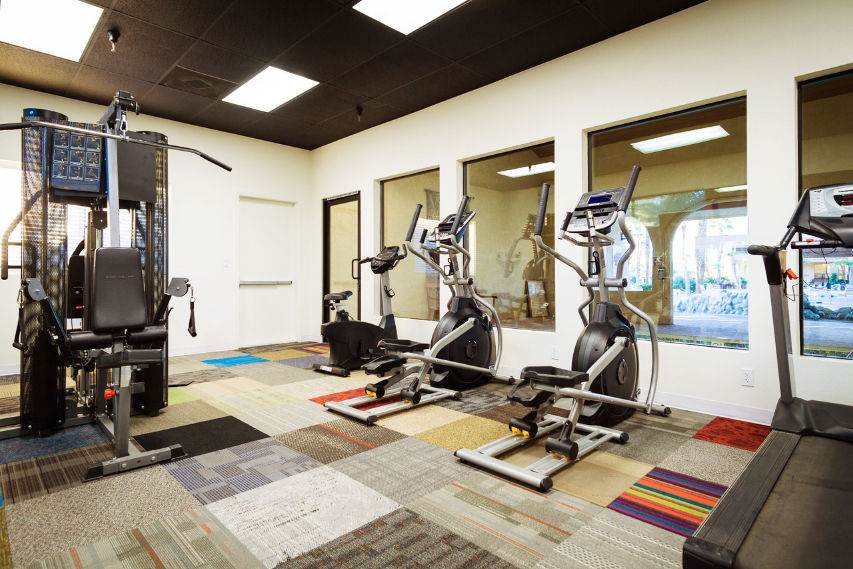 Fitness Center Updates -