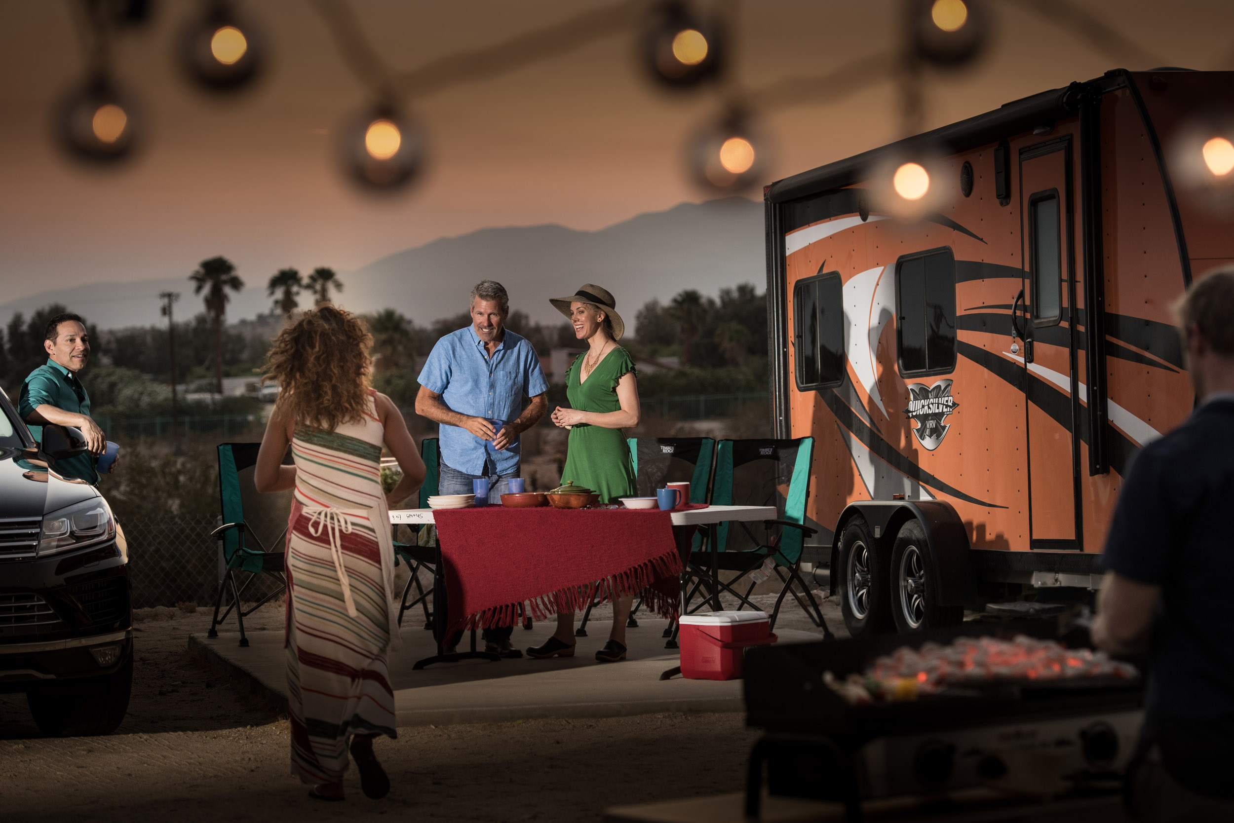 Bringing an RV? - We have RV sites, too! Enjoy the best amenities in the desert from the comfort of your own vehicle.CLICK HERE FOR MORE INFORMATION