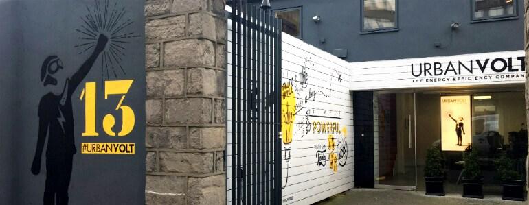 UrbanVolt HQ, Dublin 2, Ireland