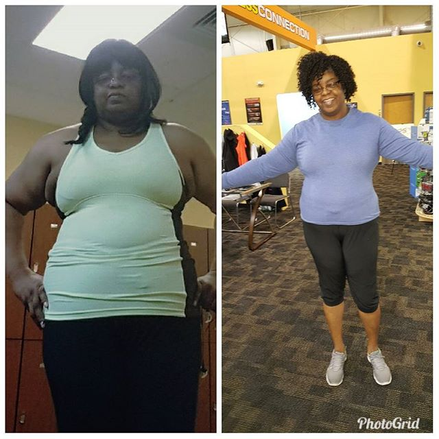 CURLINE LOST OVER 50 lbs.