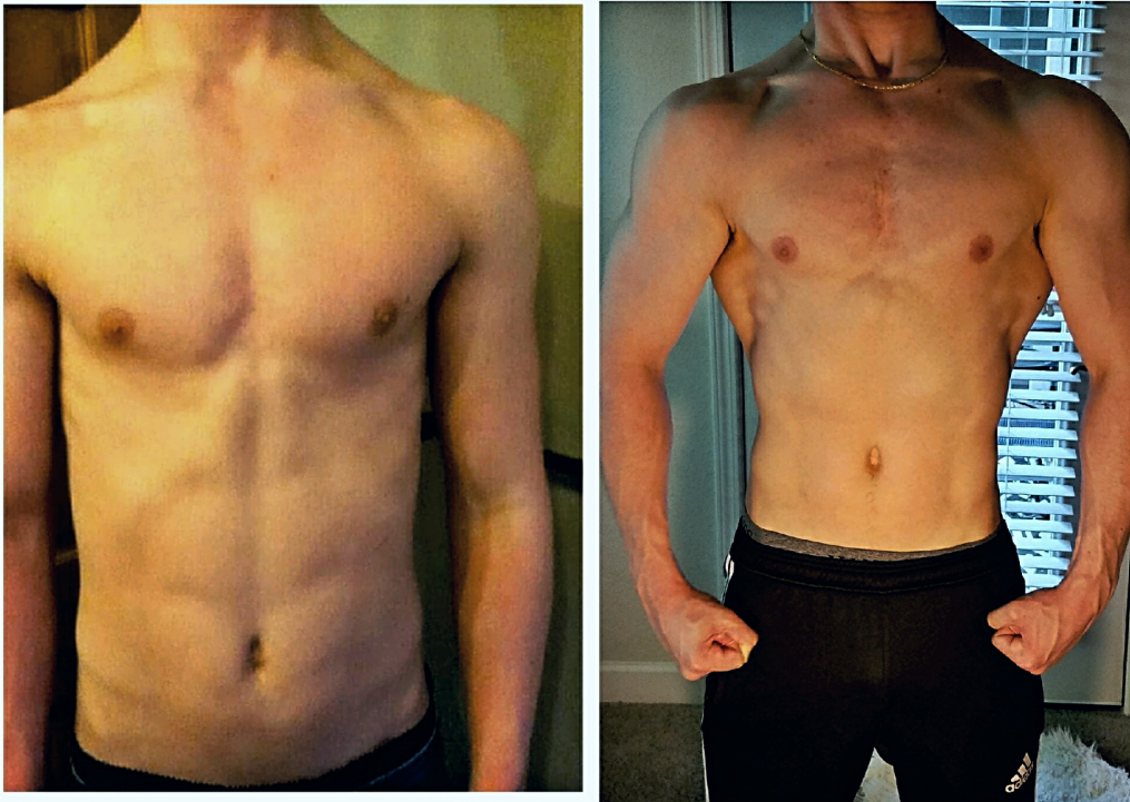 I PUT ON 25+ LBS OF LEAN MUSCLE