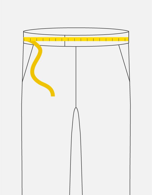 the level vintage measurements sizing trousers pants waist